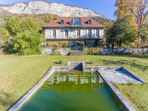 Bonneville - Alps - Château with 6 bedrooms and a large park ref 54018EBR74H