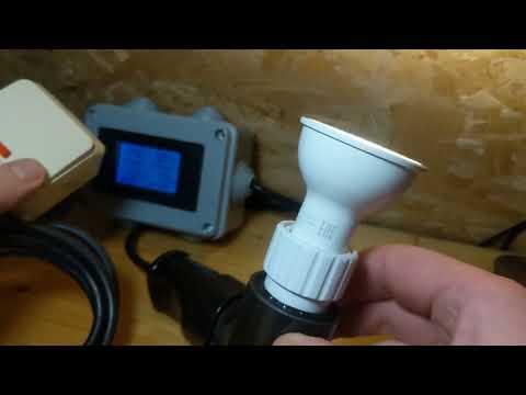 Экспресс-тест лампы Gauss 101506105 LED MR16 GU10 5W 500lm 3000K 1/10/100