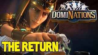 DomiNations #37 | THE RETURN !! Embassy , Expeditions, Victory chests and MORE !