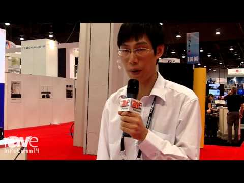 InfoComm 2014: HTDZ Explains its Video Conferencing System