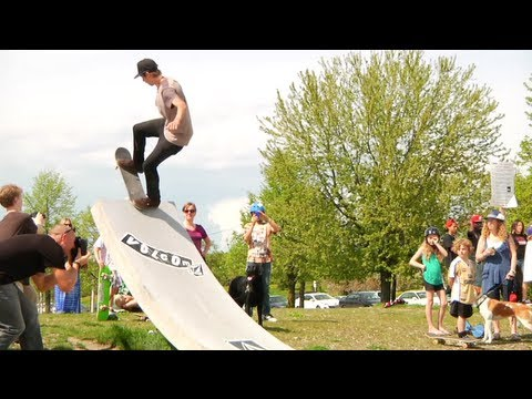Volcom Brand Jeans - Canada Skate Tour - Part One (of Three)