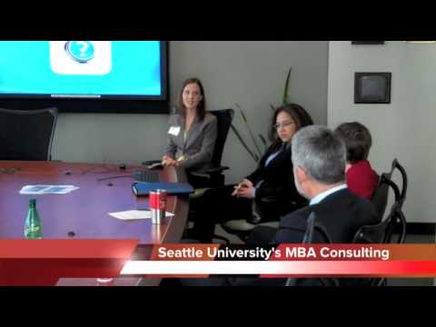 Seattle U MBA Consulting