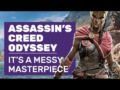7 Reasons Assassin's Creed Odyssey Is A Messy Masterpiece | PC Review thumbnail