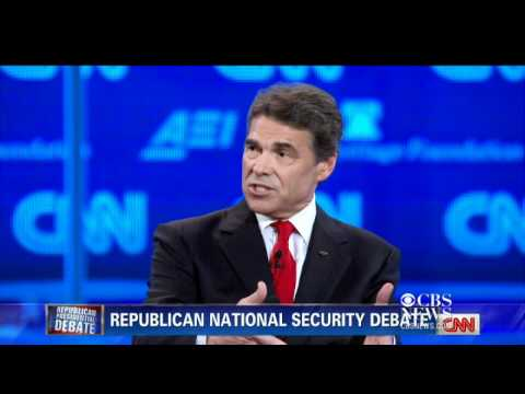 "Bachmann: Perry ""naive,"" Pakistan ""too nuclear to fail"""