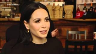 Grace Capristo (Mandy) - EXCLUSIV Interview 22.03.16