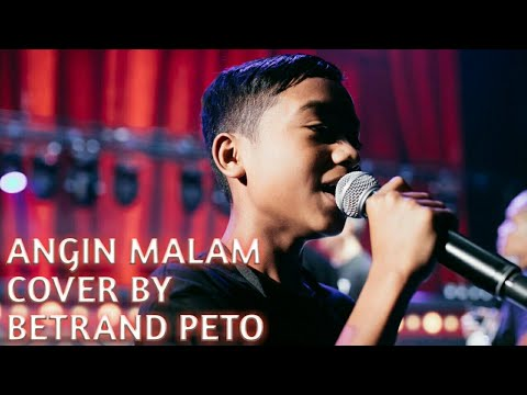 betrand peto cover lagu angin malam youtube