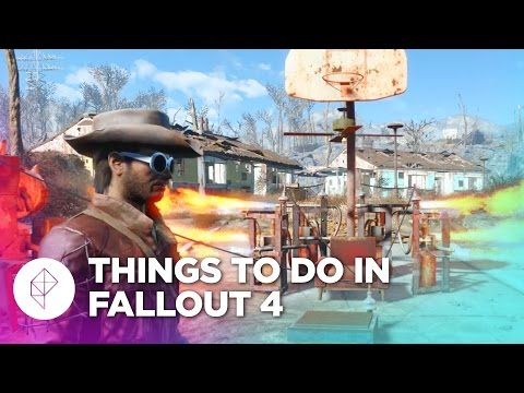 Here's 10 things you should do during your Fallout 4 playthrough