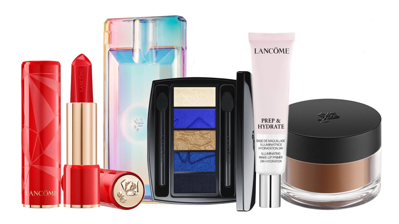 LANCOME FALL 2019 PreView - YouTube