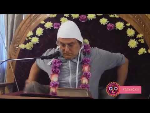 Бхагавад Гита 18.55 - Прабхавишну прабху