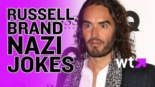 Russell Brand's Nazi Jokes at GQ Awards | What's Trending Now