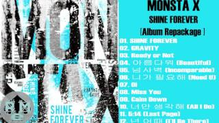 Album  Monsta X – Shine Forever  Mp3 Download    Repackage
