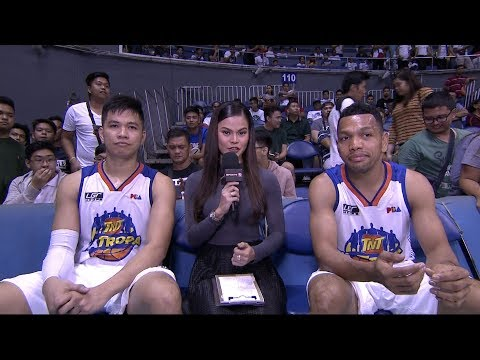 Best Players: RR Pogoy and Jayson Castro | PBA Governor's Cup 2017