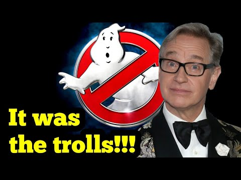 Paul Feig calls Ghostbusters 3 fans trash, cries over his 2016 flop