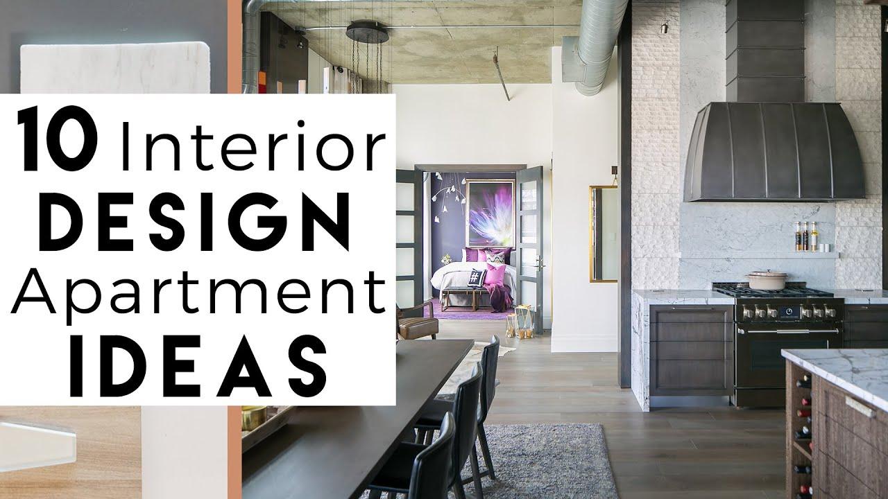 Apartment Design Top 10 Interior Ideas