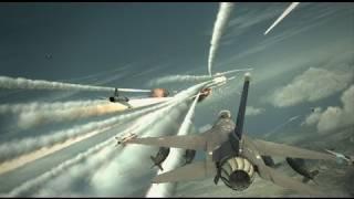 Ace Combat: Assault Horizon: Dog Fight Gameplay