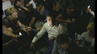 Էջմիածնի քաղաքապետի աջակիցը անժամկետ հացադուլ է հայտարարել