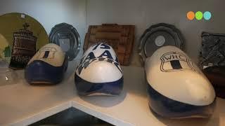 Voetbalverhalen van vroager : WHC heeft nieuw museum
