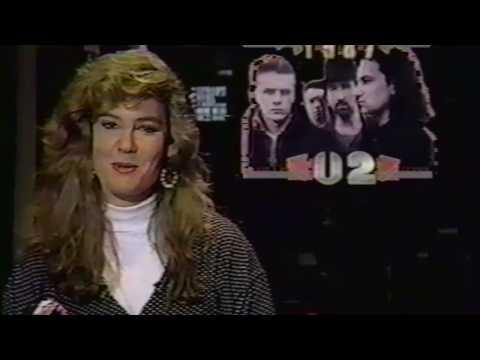 U2 1987 Scrapbook (The Joshua Tree) - MTV News