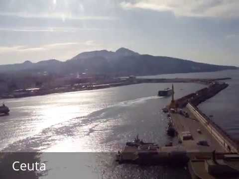 Places to see in ( Ceuta - Spain )