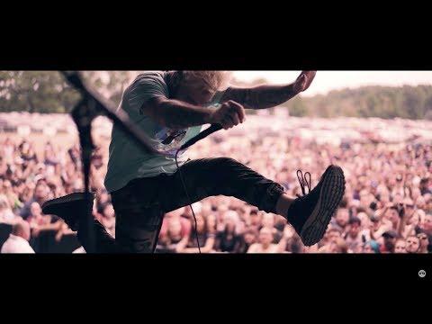 Senses Fail Warped Tour 2018