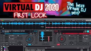 Virtual Dj 2020 The Best Virtual Dj Yet First Look Review