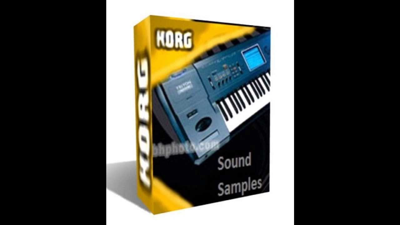 KORG TRITON EXTREME SOUND KIT DOWNLOAD - FL STUDIO- LOGIC- KONTAKT