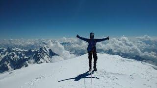 Mont Blanc, 3 Mounts Traversee, 2015