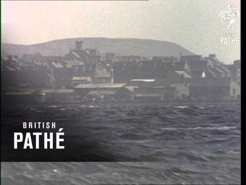 Shetland Fishing Villages (1970-1979)