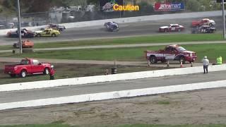 thompson speedway motorsports park Limited Sportsman october 14,2018