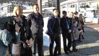 Свадьба в Сочи Анна и Сергей