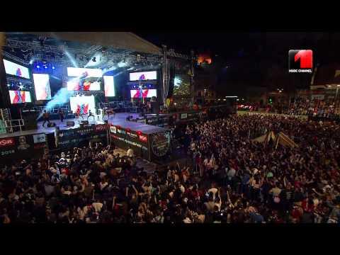 Xonia @ Romanian Music Awards 2014