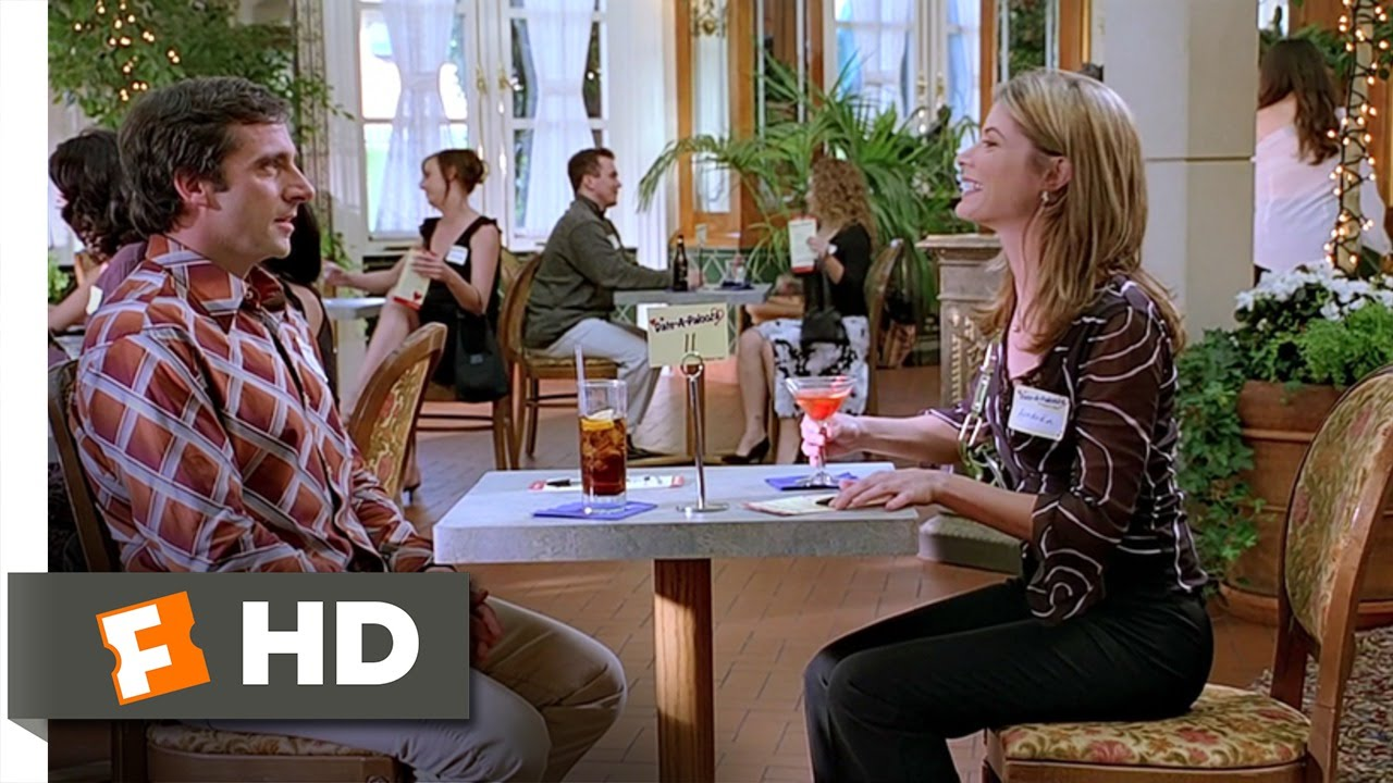 The 40 Year Old Virgin 4 8 Movie Clip Date A Palooza 2005 Hd Youtube