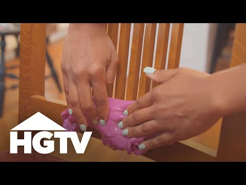 DIY Cleaning Slime - Easy Does It - HGTV