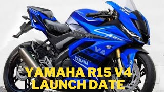 YAMAHA R15 V4 2021 LAUNCH DATE, PRICE DETAILS REVEALED