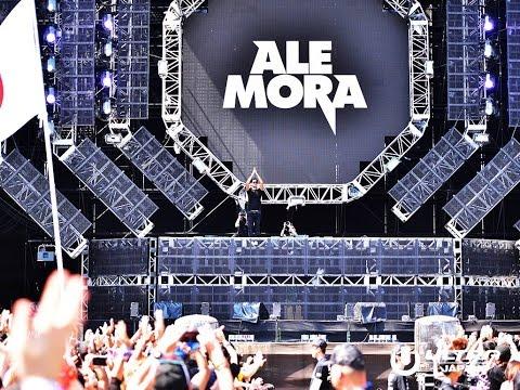 Ale Mora - Live at Ultra Music Festival Tokyo, Japan Mainstage 2015 (Full Set)