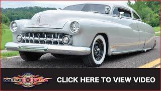1951 Mercury Lead Sled (SOLD)