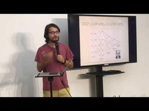 Ruby Roundtable: Intro to Tensorflow