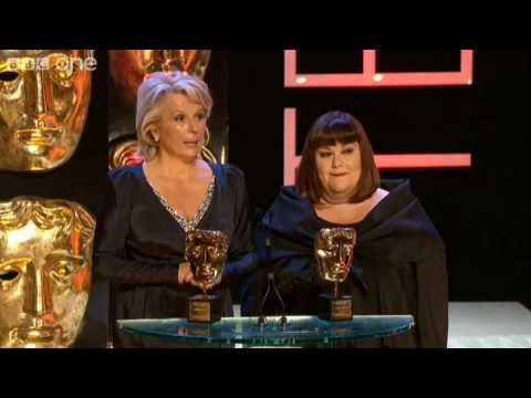 Dawn French and Jennifer Saunders Receive BAFTA Fellowship - The British Academy Television Awards