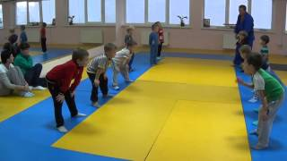 Первый открытый урок по дзюдо - 6. КОВСБИ * Хаттацу * ( ул. Героев Сталинграда, 33 - б )