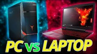 LAPTOP vs PC? | KTÓRY KOMPUTER LEPSZY? #LENOVOLEGION