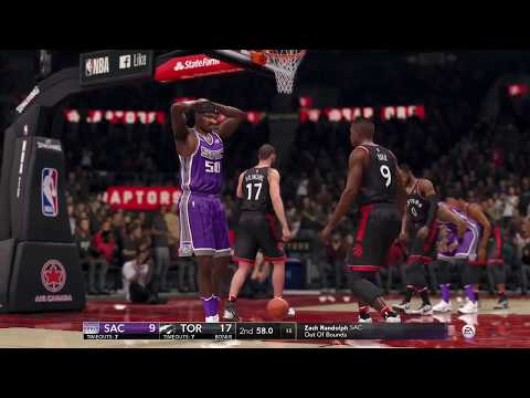 NBA Today 12/17/2017 - Sacramento Kings vs Toronto Raptors - Full NBA Game Live (NBA Live 18)