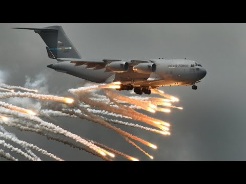 US Airforce FALLING BEHIND Russia and China in MILITARY technology