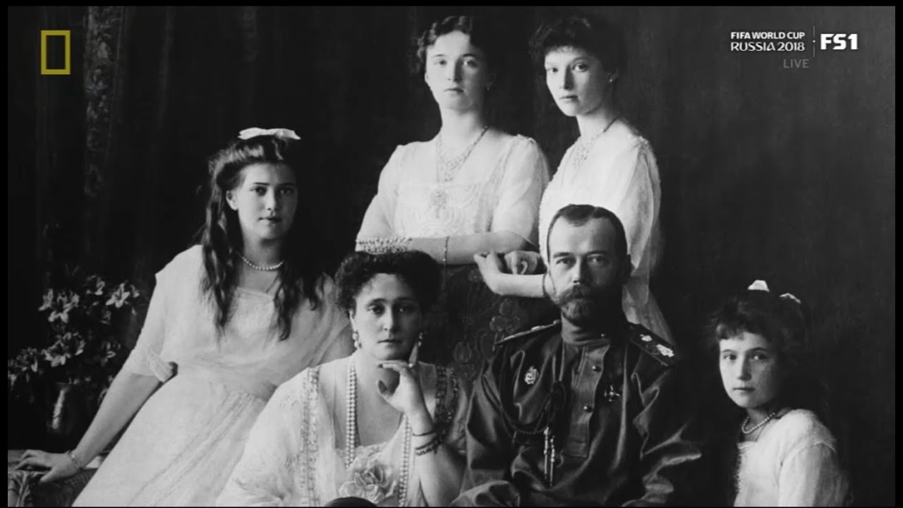 THE LAST DAYS OF THE ROMANOVS -  for National Geographic