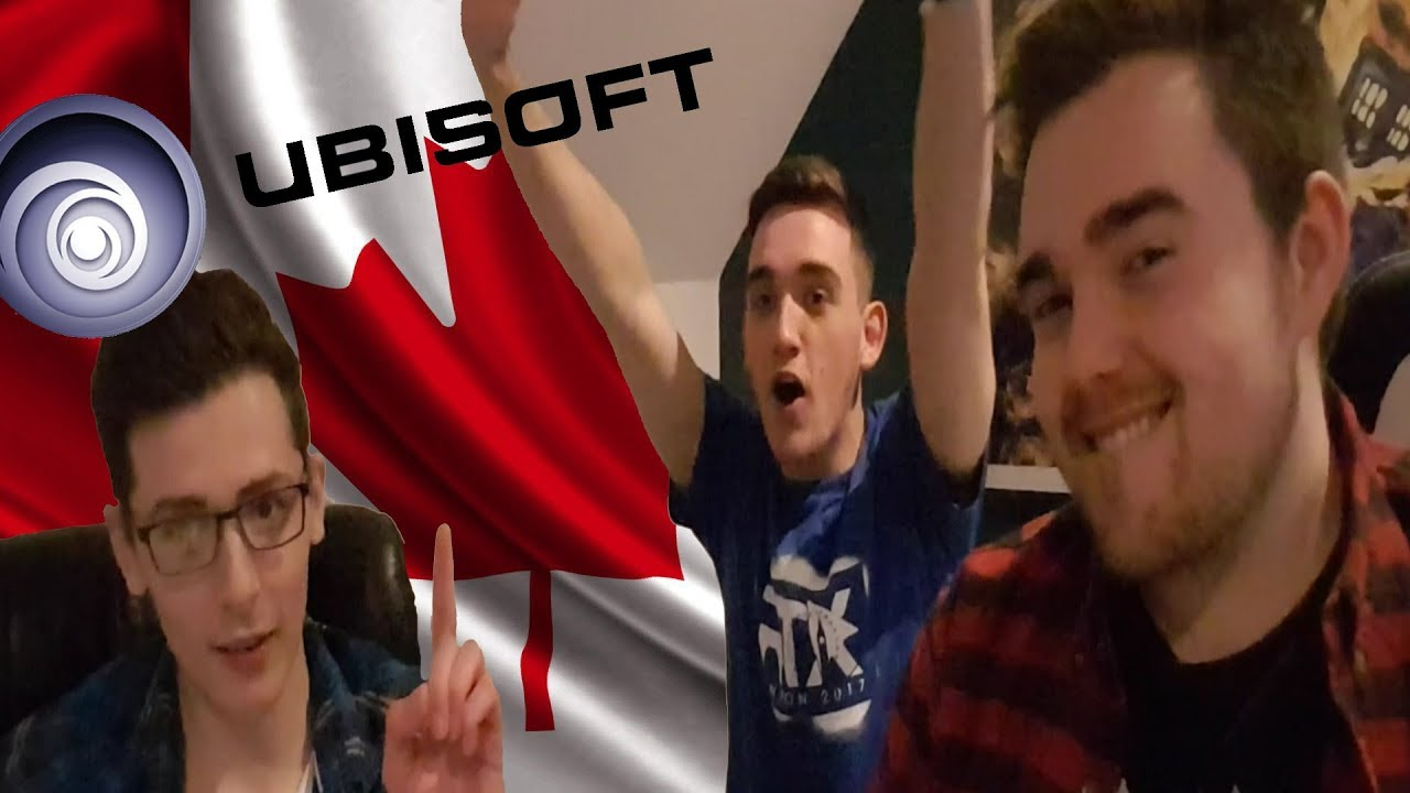 how to work for ubisoft montreal