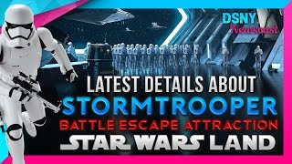 stormtrooper battle escape 2017 ride details for star wars land disney news 11 14 17