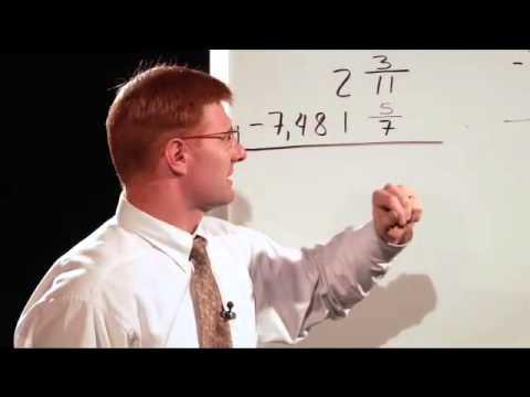 Developmental Math Tutor Training Part A