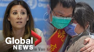 Coronavirus outbreak: WHO addŗess reasons for China's revised COVID-19 death toll