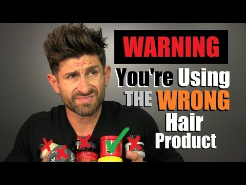 5 WARNING Signs You're Using The WRONG Hair Product!