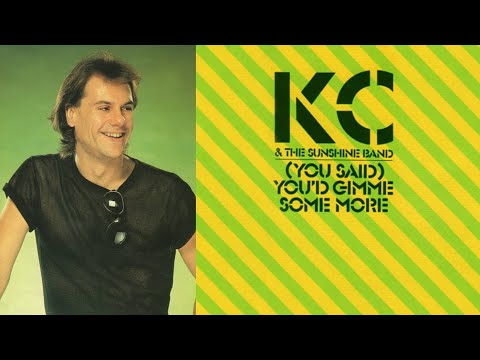 You Said Youd Gimme Some More Instrumental Remastered HQ  KC & The Sunshine Band