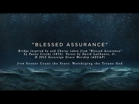 Blessed Assurance [Official Lyric Video]